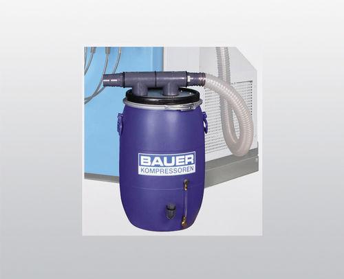 cárter de filtro de cartucho / para aire comprimido