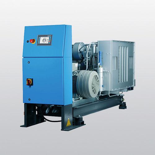 compresor refrigerado por aire / de aire / de nitrógeno / estacionario