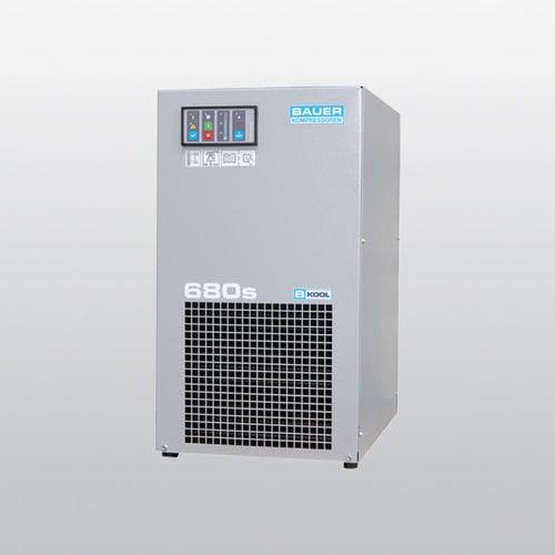 secador de aire comprimido por refrigeración / de alta presión