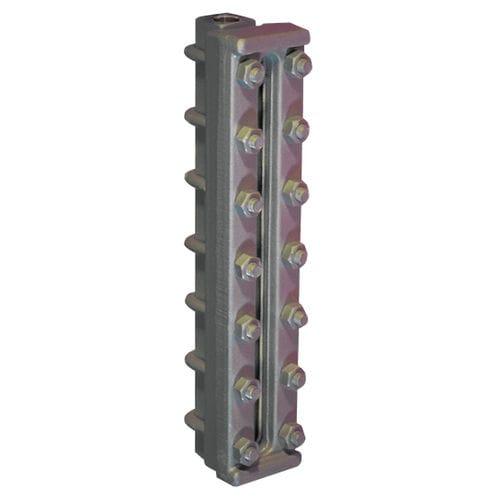 Indicador de nivel de líquidos / de derivación / de lectura directa / para caldera 4200 series Pentair Valves & Controls
