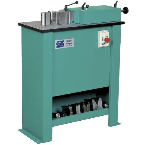 máquina curvadora hidráulica / manual / para perfiles de aluminio / para perfiles planos