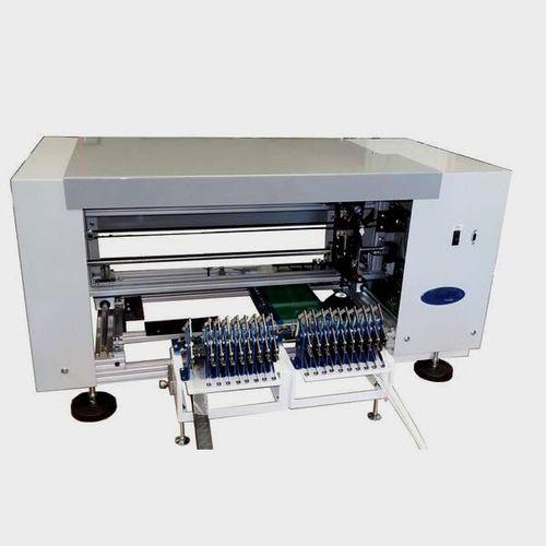 máquina de inserción automática / para componentes electrónicos
