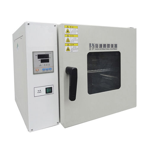 Horno de secado / de cámara / por soplado de aire caliente / con circulación de aire HD-E806 HAIDA EQUIPMENT CO., LTD