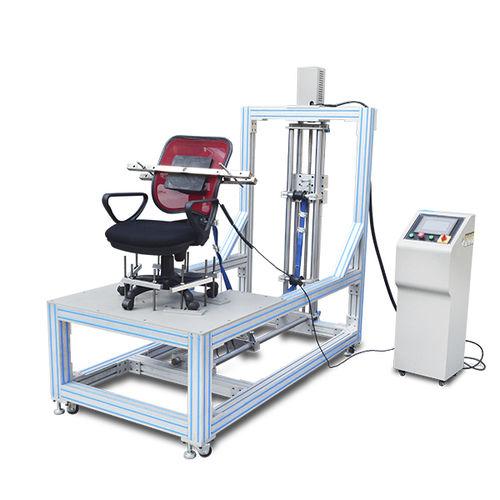 máquina de ensayo de resistencia a la tracción / para reposabrazos / para respaldos de sillones