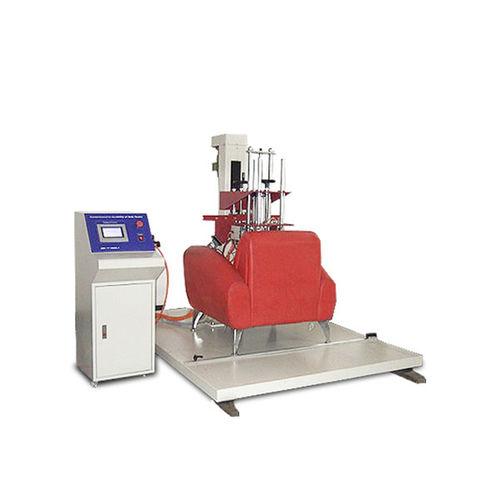 máquina de ensayo de fatiga / de durabilidad / para sofá
