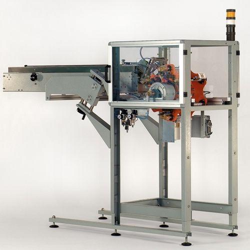 máquina de inserción automática / para componentes electrónicos / de alta velocidad / para sistema autónomo