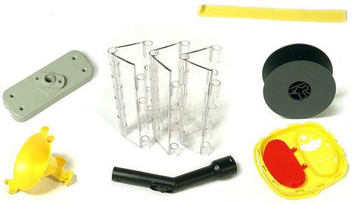 inyección de plásticos termoplástico / piezas técnicas / piezas estéticas / series grandes