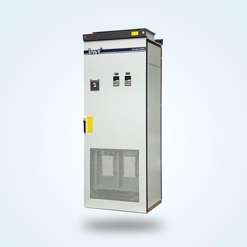 variador de frecuencia trifásico / para montaje vertical / de alta eficacia