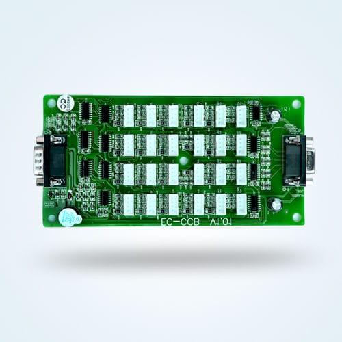 Tarjeta de control motor multieje / sin escobillas / embarcada EC-CCB  ShenZhen INVT Electric Co., Ltd.