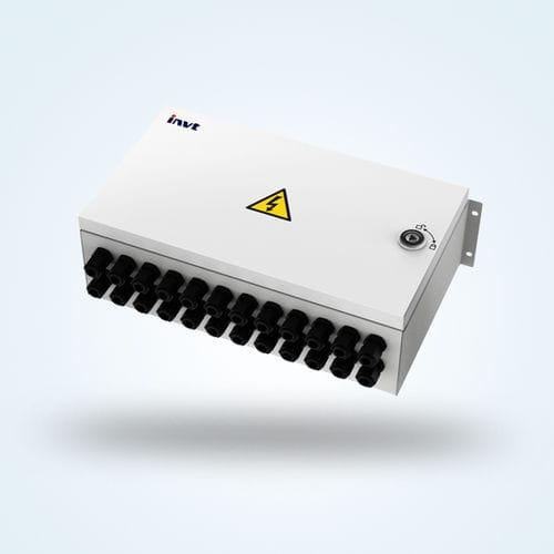 caja de conexiones montada en superficie / IP65 / con prensaestopas / fotovoltaica
