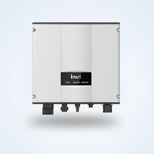 ondulador DC/AC monofásico / para aplicaciones solares / compacto