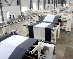 Línea de coextrusión de película plana / 6 stratos / para barrera M6L-3000  Jinming Machinery (Guangdong) Co., Ltd.