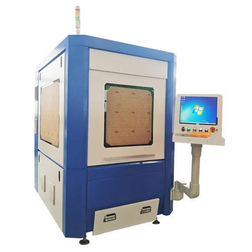 máquina de corte para metal / láser de fibra / de placas / para la joyería