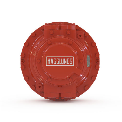 motor hidráulico de pistón radial - Bosch Rexroth Hägglunds Products