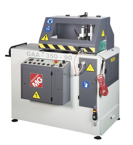 tronzadora / para aluminio / automática / semiautomática