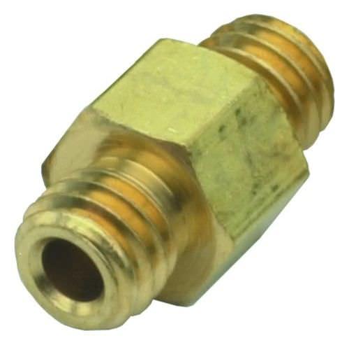 adaptador hidráulico / macho-acanalado