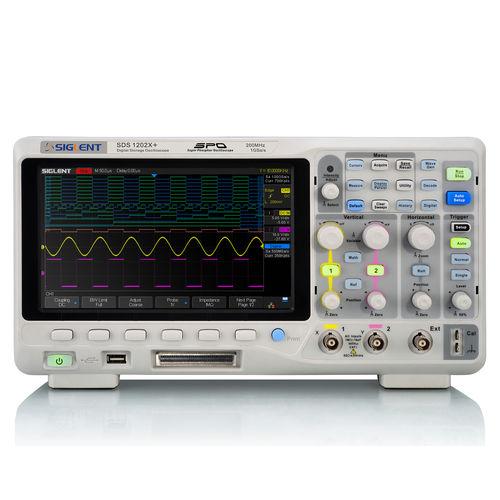 osciloscopio digital - Siglent Technologies Co., Ltd