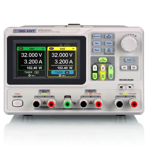 alimentación eléctrica AC/DC - Siglent Technologies Co., Ltd