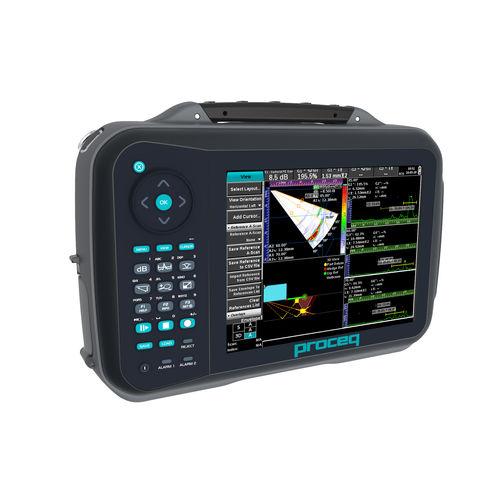 detector de defectos por ultrasonidos - Proceq