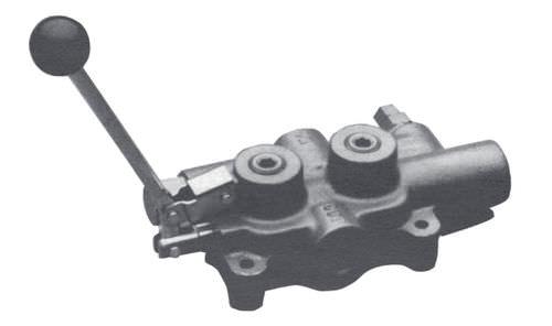 Distribuidor neumático de cajón / con accionamiento manual LSR-3060 Prince