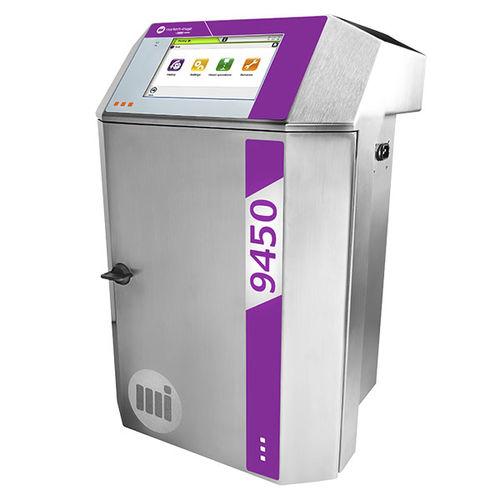 máquina de marcado de caracteres pequeños / de inyección de tinta / benchtop / automática