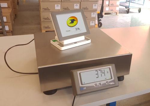 balanza de plataforma / benchtop / contadora / digital