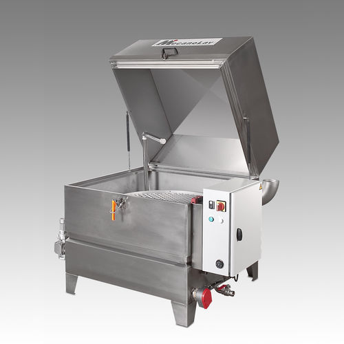 Máquina de limpieza de disolvente / de agua / automática / para la industria del automóvil ECO MECANOLAV