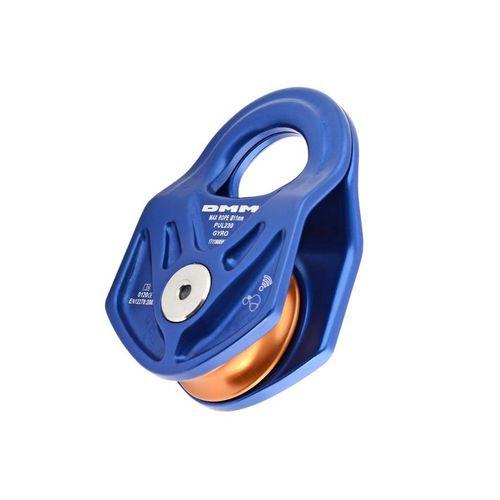 polea de elevación de rodillos / para cable / cojinete