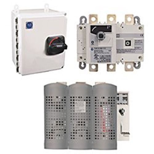 interruptor seccionador rotativo / 3 polos / 4 polos / con fusible