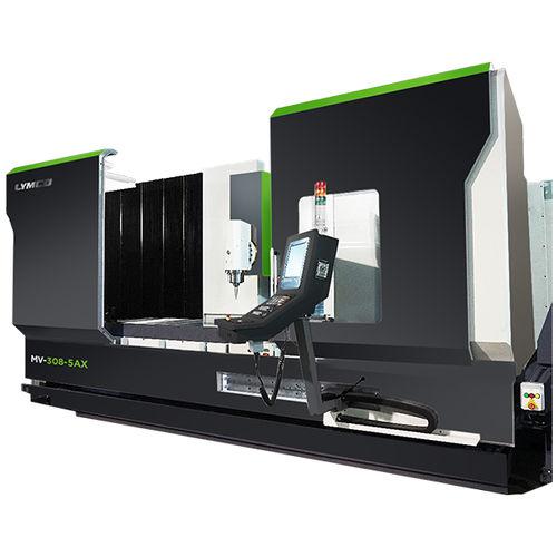 centro de mecanizado CNC 5 ejes - LYMCO, BY LYWENTECH CO., LTD.