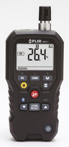 Humidímetro para madera / no destructivo / de mano FLIR MR77 FLIR SYSTEMS