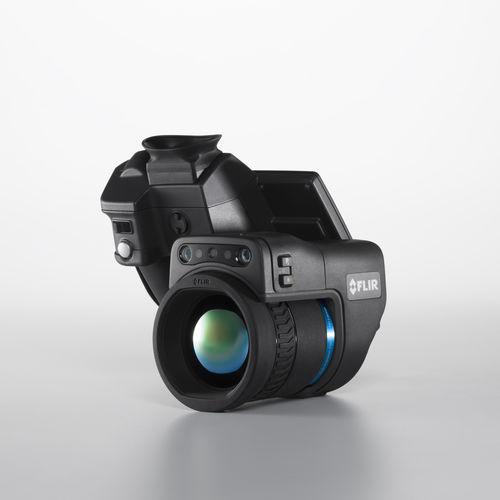 Cámara de imagen térmica / de infrarrojos / CCD / de alta resolución FLIR T1K / T1020 FLIR SYSTEMS