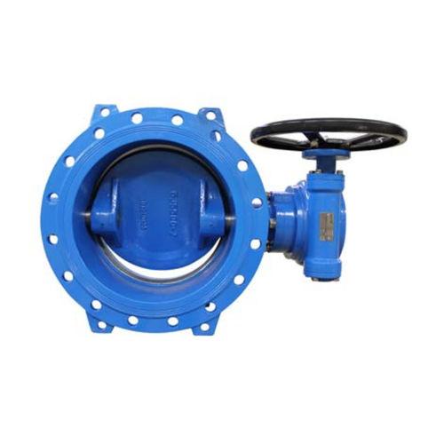 válvula de mariposa / con volante / para agua de mar / para agua potable