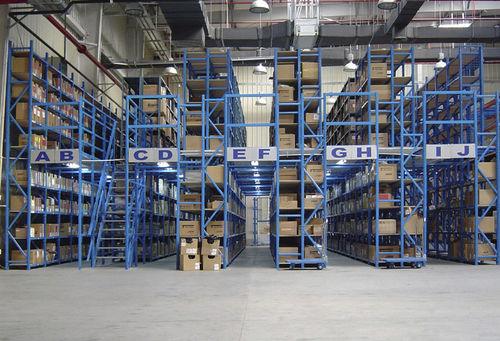 Entreplanta industrial para almacén ISO9001, ISO14001 | UN-MR0807 Jiangsu Union Logistics System Engineering Co.,Ltd