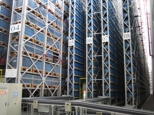 Transelevador ISO9001/ISO14001/UN-AUTO1003 Jiangsu Union Logistics System Engineering Co.,Ltd