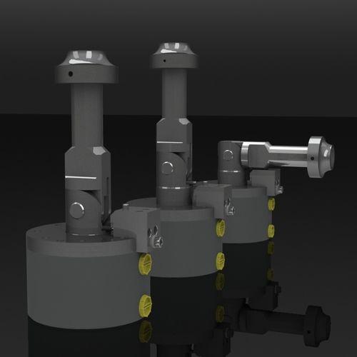 Brida basculante 60 - 100 kN | TB90 SERAPID