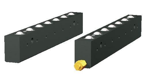 barra de bolas para transportadora para herramientas de prensa