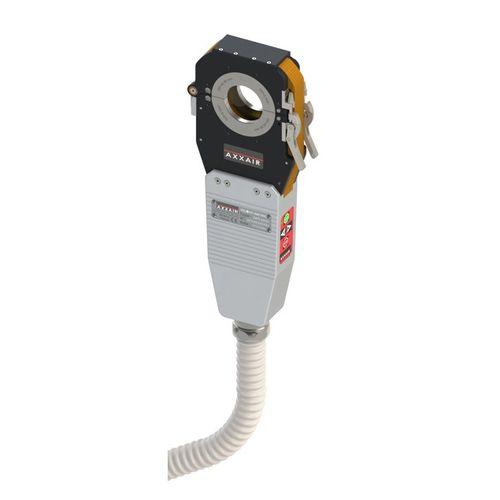 cabezal de soldadura orbital / refrigerado por agua / automático / sellado