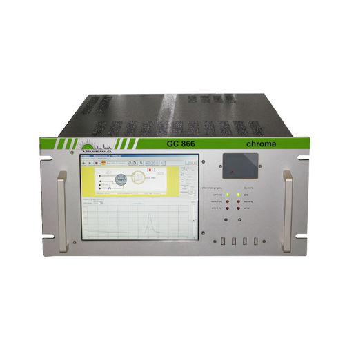 analizador de metano / de oxígeno / de dióxido de carbono / de monóxido de carbono