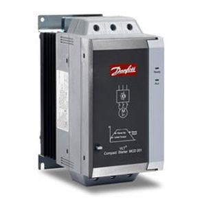 arrancador suave de motor / con semiconductor / de baja tensión / compacto