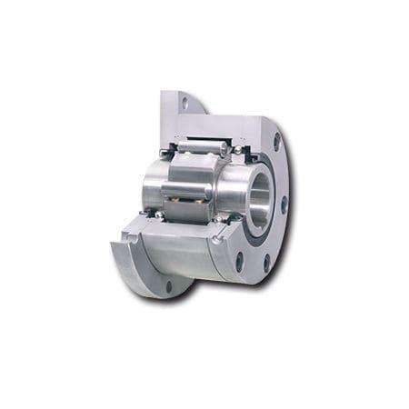rueda libre de rodillos / con rodamiento interno / integral / antirretorno