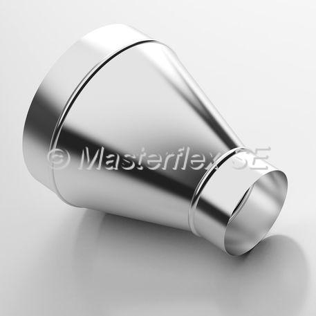 racor reductor / de encaje / recto / hidráulico