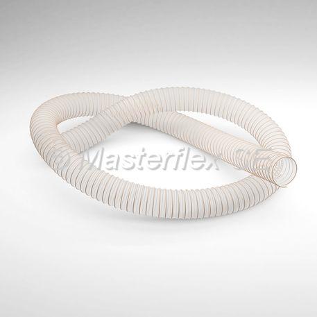 tubo flexible de transporte / de aspiración / de poliéster / de PU