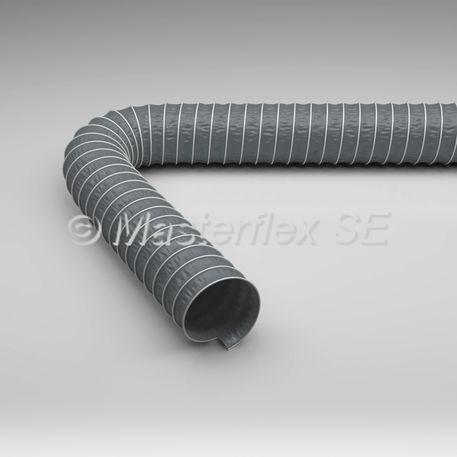 tubo flexible para aire / de aspiración / baja presión / para climatización