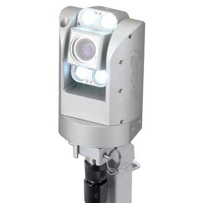 cámara pan tilt zoom / de inspección / de color / HD