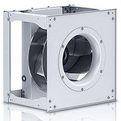 ventilador de pie / centrífugo / de circulación de aire / silencioso