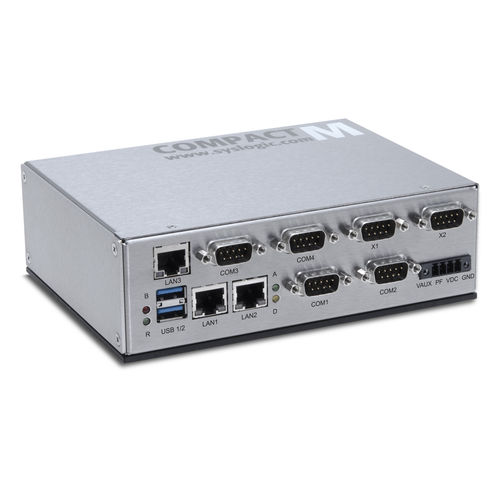 PC box / Intel® Atom E3800 / Ethernet / USB