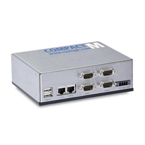 PC embarcado / DM&P Vortex86DX / RS-232 / compacto