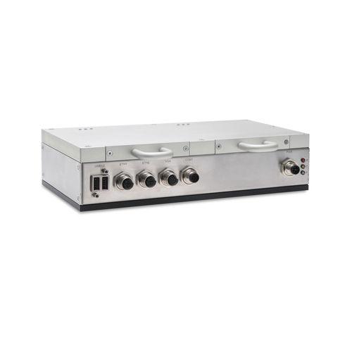 Registrador de vídeo EN50155 |  TX classe Syslogic GmbH