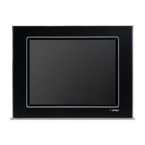 Panel PC TFT LCD / táctil / 800 x 480 / AMD Geode LX800 HMI system | Infrared Touch Panel TFT/HMIxxxIS6 Syslogic GmbH